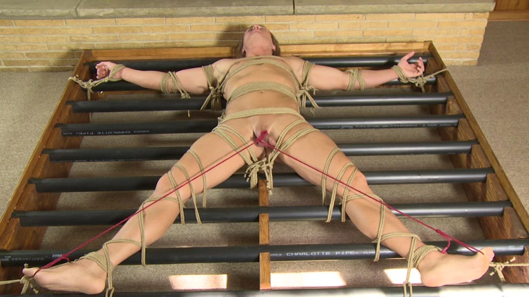 First bondage experience