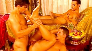 Muscle Arabian Dicks