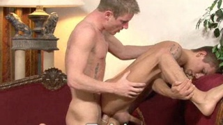 twink ass-eating and butt fucking