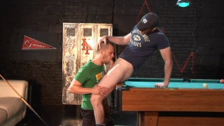 Pool Table BJ's