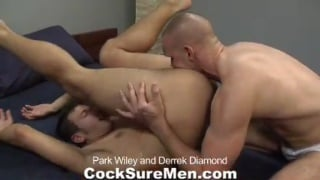 Park Wiley and Derrek Diamond Bareback