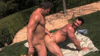 Brenden Cage tops COLT Man Aaron Cage