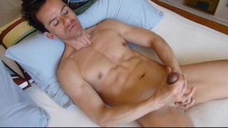 muscular Latino amateur Jack London