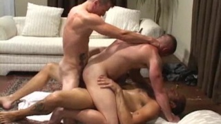 filthy double penetration threeway