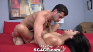 Italian Stud Gets Serviced
