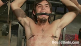 Bound and Forced Fucked