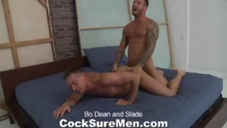 Bo Dean and Slade Fuck
