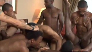 Thug Gang Bang Sex