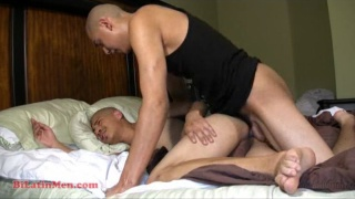 Hot big dick latino guys fuck hard