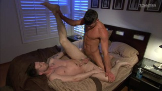Troy Daniels and Jayden Grey - Fixation Scene 1