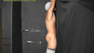 Sweatpants at the Glory Hole