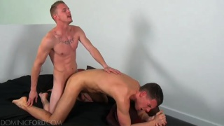 Evan Mercy & Trace Kendall