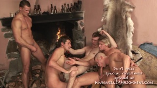 X-mas Wank Party