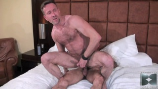 Nick Moretti and Matt Sizemore Bareback