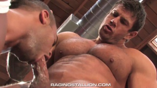 Zeb Atlas and Micah Brandt