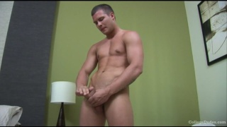 Hayden Richards Busts A Nut