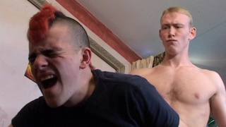Punk Fucked and Fisted