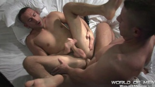 Jack Pierson and Riley Coxx