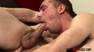 Hairy Men Suck Deep