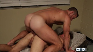Joey Cooper & Landon Conrad in Boy Ranch Part 2