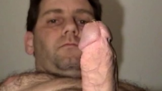 Straight Man Randy Jerking Off