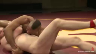Troy Sparks vs Sebastian Keys Naked Wrestling