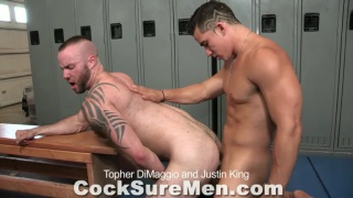 Topher DiMaggio & Justin King Fucking