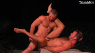 Anthony London and Tom Wolf
