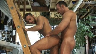 Down & Dirty: Scene 2: Stany Falcone & Brad Kalvo