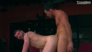 Rigid: Scene 2: Jeff Stronger and Stefano Dimarco