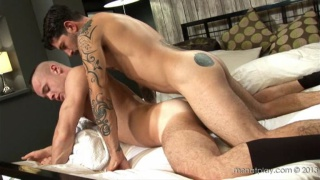 Dirty Rumours  Starring Johnny Hazzard and Diesel O'Green