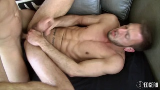 STRAIGHT GUY SUCKS DICK AND FUCKS ASS
