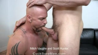 Mitch Vaughn & Scott Hunter