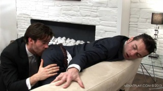 Pure Suit Starring Woody Fox and Justin Harris