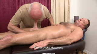 Roman Aleks Massaged