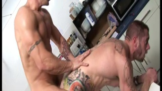 The Inspector Starring Trenton Ducati and Harley Everett
