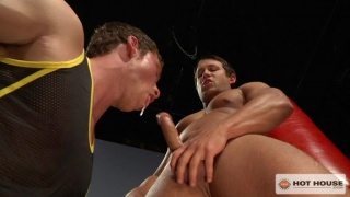 Bobby Clark & Connor Maguire in Jockhole
