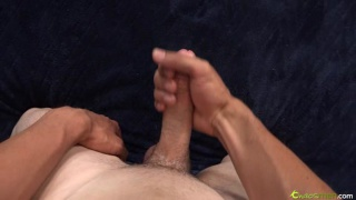 Doyle Jacks his Big Dick