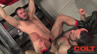 ARMOUR - SCENE 6 - Adam Champ, Jessy Ares
