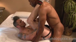 Jerry Stearns Raw Fucks Damon Dogg