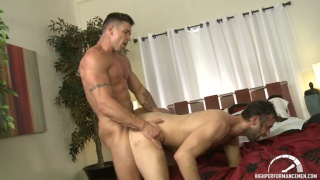 SUPER SHOOTER  CJ Parker and Trenton Ducati