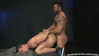 Trenton Ducati and Rogan Richards in Powerload