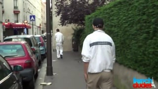 Juan XXL Hunts Matt Kenedy in Paris Streets