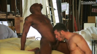 Scene 3 of In Deep featuring: Race Cooper and Tristan Jaxx