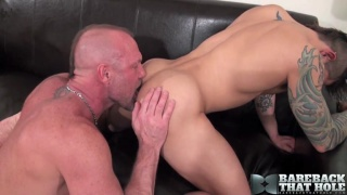 Barebackers Chad Brock and Draven Torres