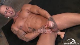 Rod Daily in Dildo Connoisseur