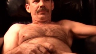Redneck Daddy's Jack Off Video
