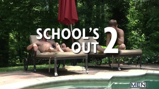 Johnny Rapid & Issac Hardy in School's Out