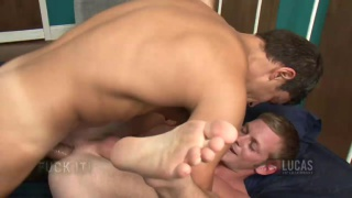 SUBMISSIVE MEN BEND OVER FOR POWERFUL COCKS