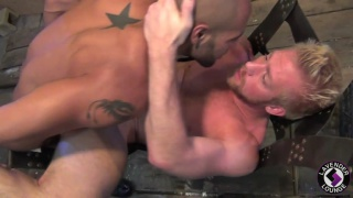 Leo Forte and Christopher Daniels Sling Play